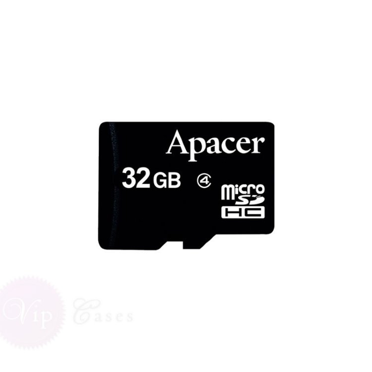 Micro SDHC 32 GB Apacer Class10 w/o adapter