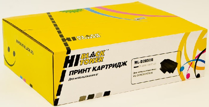 Картридж Samsung ML-2850D/ 2851ND (Hi-Black Toner) ML-D2850B