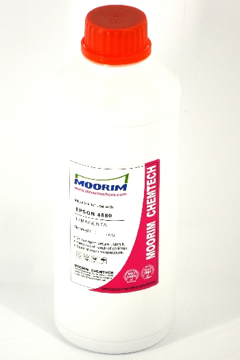 Чернила MOORIM  UltraChrome К3, HDR, XD PIGMENT (1 KG) Light Magenta