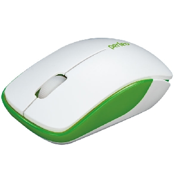 Мышь беспроводная Perfeo PF-763-WOP ASSORTY white/green