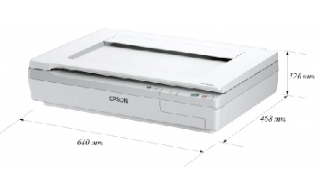 Сканер Epson WorkForce DS-50000 (B11B204131)