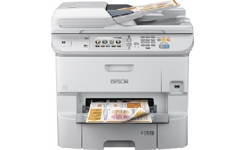 МФУ Epson WorkForce Pro WF-6590DWF C11CD49301