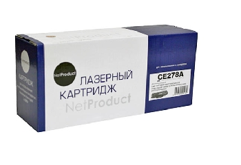 Картридж Canon MF4410/4430/4450/4570/4580 (NetProduct) NEW, №728/328, 2,1K