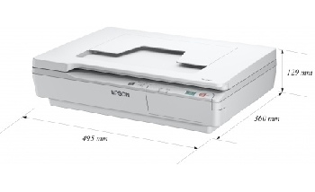 Сканер Epson WorkForce DS-5500 (B11B205131)