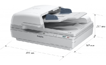 Сканер Epson WorkForce DS-6500 (B11B205231)