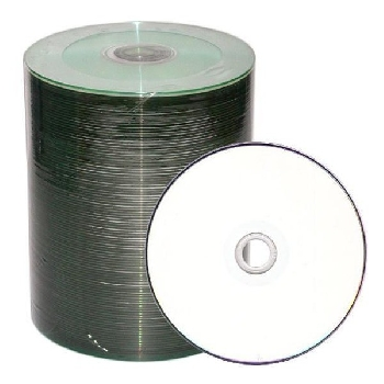 CD-R (100) Intro 52x 700mb bulk INKPRINT