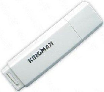 Flash Drive 8GB Kingmax PD-07 White