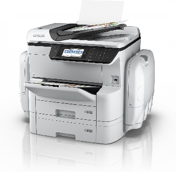 МФУ Epson WorkForce Pro WF-C869RDTWF(C11CF34401)