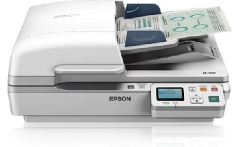 Сканер Epson WorkForce DS-7500N (B11B205331BT)