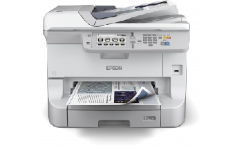 МФУ Epson WorkForce Pro WF-8590DWF Код C11CD45301 А3+
