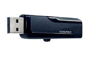 Flash Drive 32GB Kingmax PD-02 Black