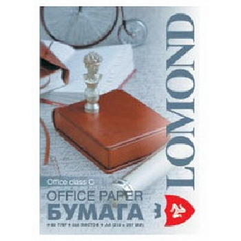 БУМАГА для/ксер. A4  94% LOMOND Office (0101005)